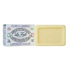 La Fare 1789 Extra Smooth Soap Lavender Olive 75g