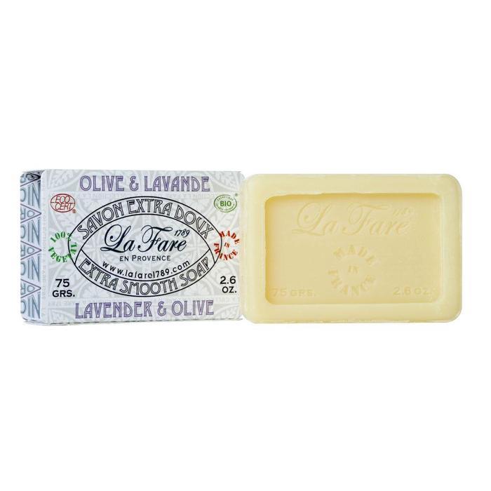 La Fare 1789 Extra Smooth Soap Lavender Olive 75g