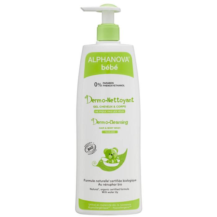ALPHANOVA Bebe Dermo Cleansing Hair en Body 500ml