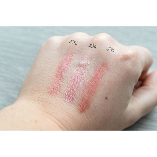 Boho Lipstick Glans Transparant Vanille Fraise 402 (glans transparant)