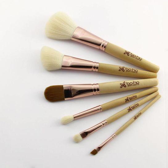 Boho Vegan Brush Powder 05