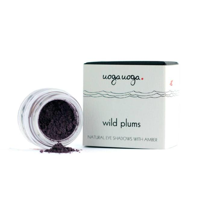 UOGA UOGA Eye Shadow 1g Wild Plums 723