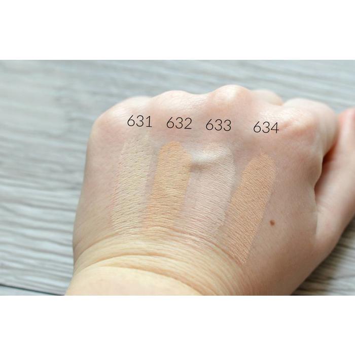 UOGA UOGA Foundation MINI 0,7g Amber sand 637