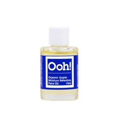 Ooh Oils of Heaven Organic Argan Moisture Retention Face Oil 15ml