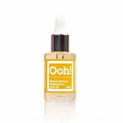 Ooh Oils of Heaven Organic Marula Replenishing Face Oil 30ml