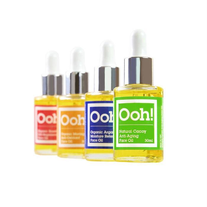 Ooh! - Oils of Heaven Organic Marula Replenishing Face Oil 30ml