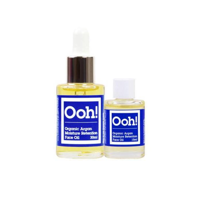 Ooh! - Oils of Heaven Organic Argan Moisture Retention Face Oil 30