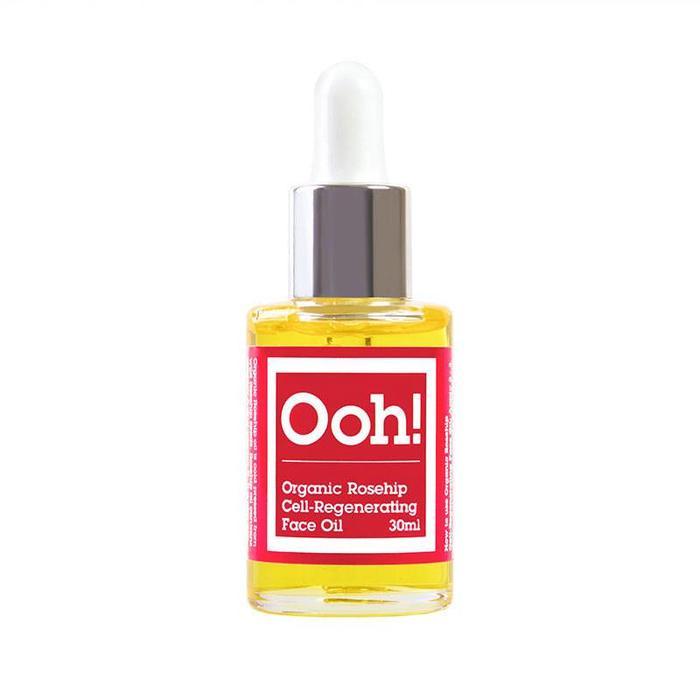 Ooh! - Oils of Heaven Organic Rosehip 100% Rozenbottleolie 30ml