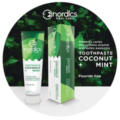 Nordics Toothpaste Coconut Mint 75ml