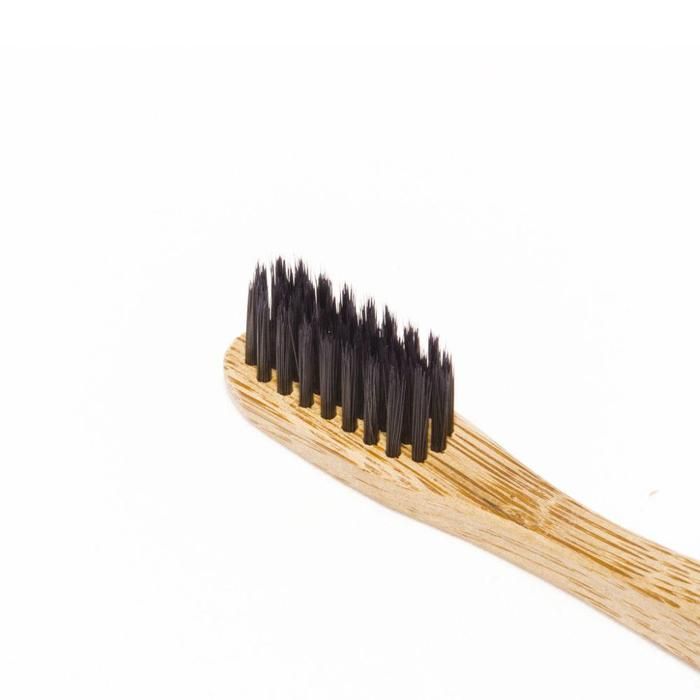 Nordics Bamboe Toothbrush with Charcoal