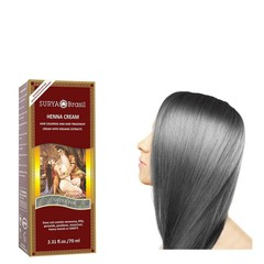Surya Brasil Henna Haarverf Cream Silver Fox 70ml