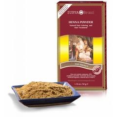 Surya Brasil Henna Haarverf Powder Ash Brown 50g