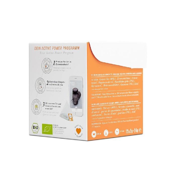 Teatox Active Power Tea Bags Bio 12x2g