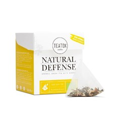 Teatox Natural Defense Tea Bag Bio 12x2g
