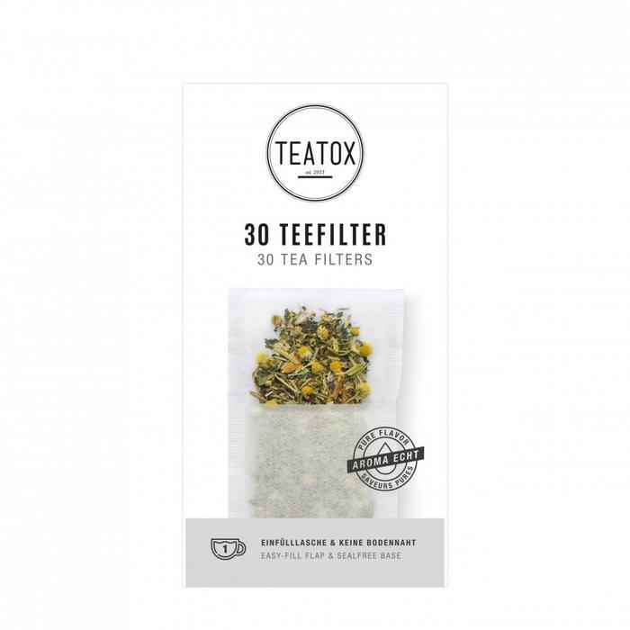 Teatox Teefilter 30 stuks
