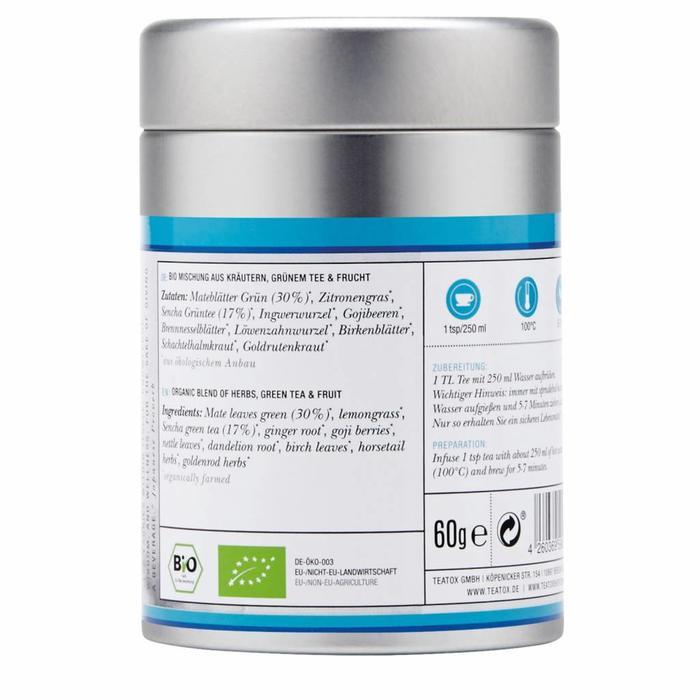 Teatox Skinny Bio Morning losse thee Tea 60g