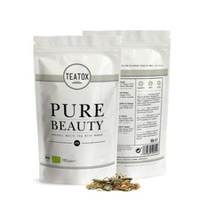 Teatox Pure Beauty Bio White Tea Camomile 60g REFILL