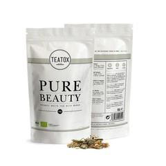 Teatox Pure Beauty Bio White Tea Mango 60g REFILL
