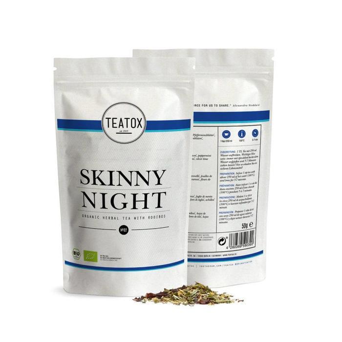 Teatox Skinny Night Tea BIO 50g REFILL