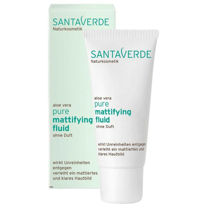 Santaverde Pure Mattiyfing Fluid 30ml