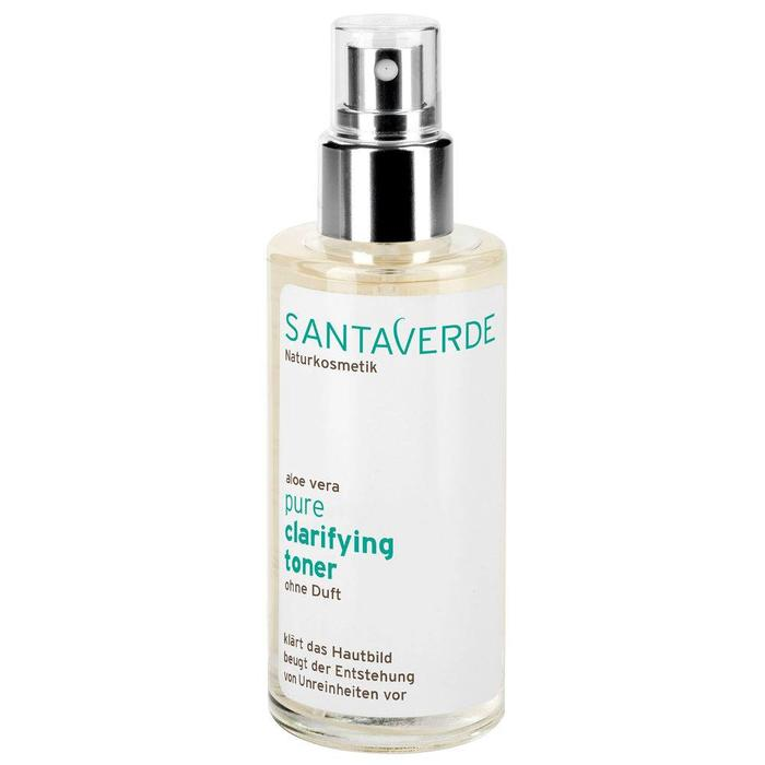 Santaverde Biologische Pure Clarifying Toner Fragrance Free