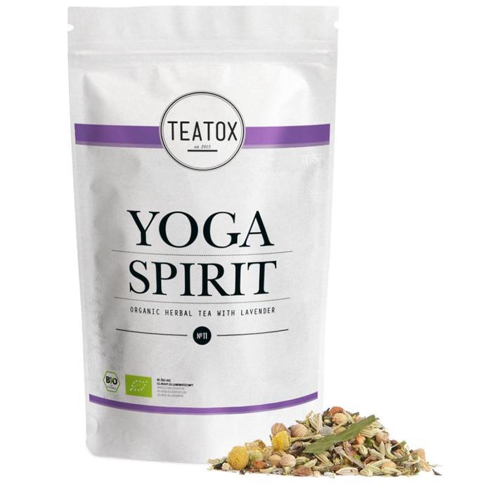 Teatox Yoga Spirit Bio 90g REFILL