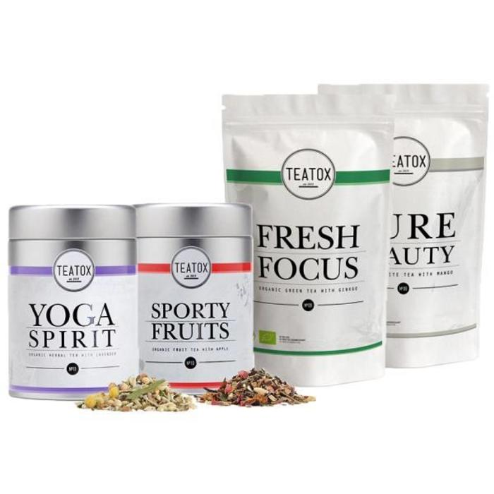 Teatox Super Herbs BIO losse thee 50g