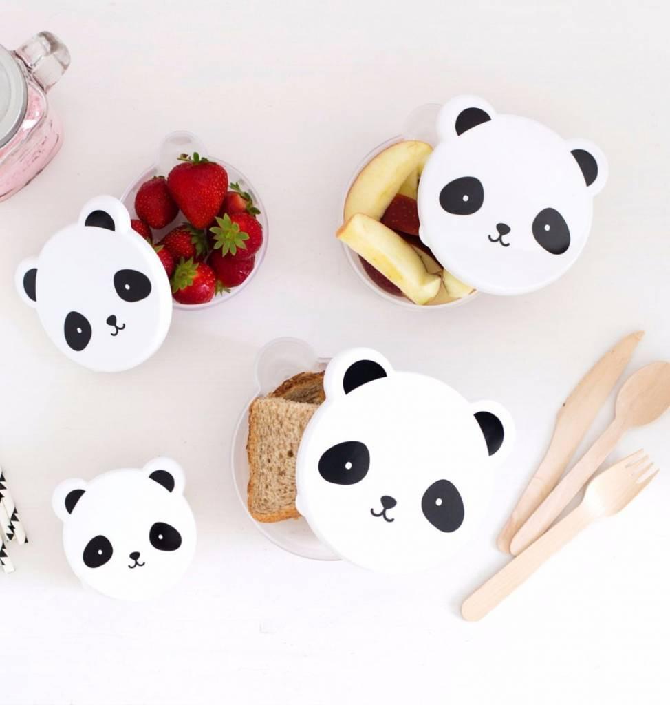 A Little Lovely Company Snack box Panda