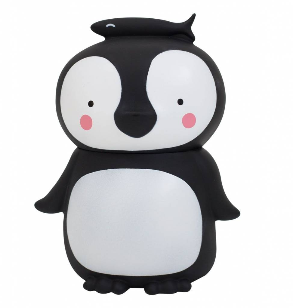 A Little Lovely Company Money box Penguin