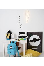A Little Lovely Company Little Cushion Bat