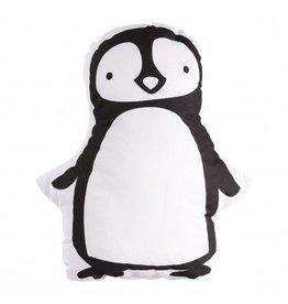 A Little Lovely Company Little cushion Pinguin