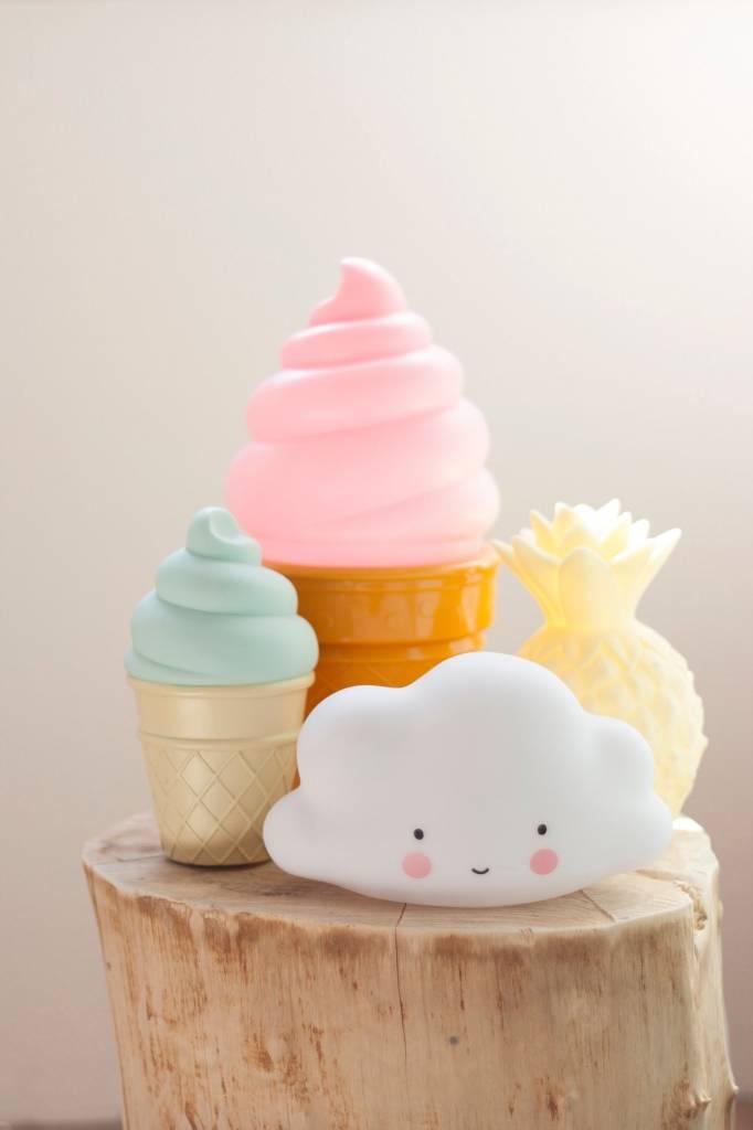 A Little Lovely Company Mini Cloud light