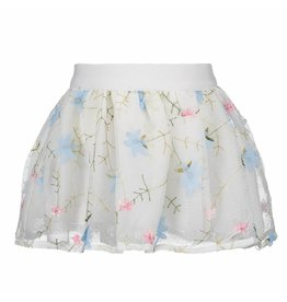 Le Chic Baby Girls Skirt All Over Flowers