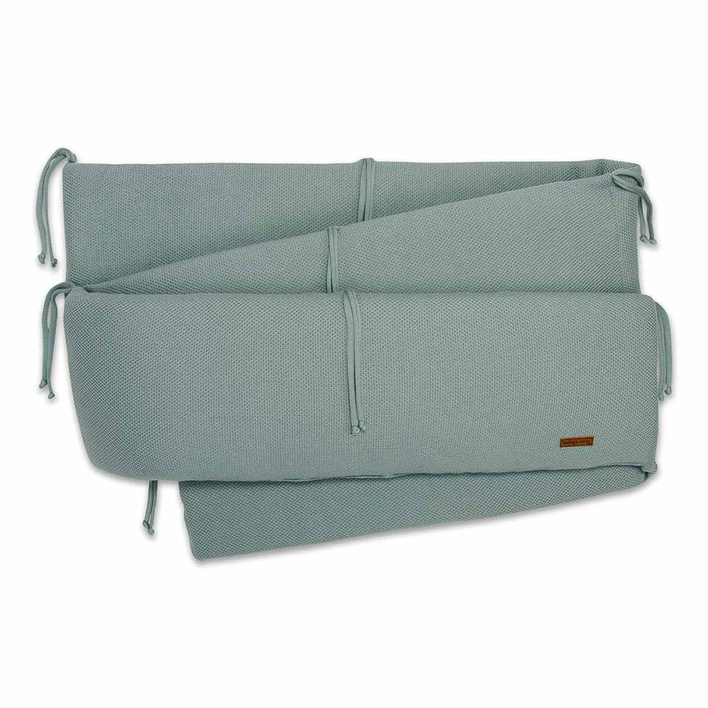 Baby's Only Classic Boxbumper Stonegreen