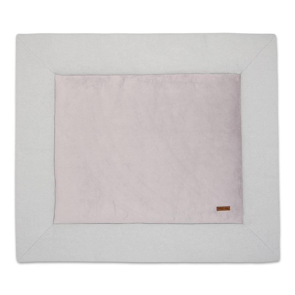 Baby's Only Classic Boxkleed Small 75x95cm Zilvergrijs