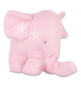 Baby's Only Ster Olifant Baby Roze/Wit