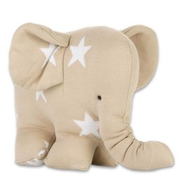 Baby's Only Ster Olifant Beige/Wit