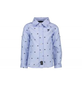 Lcee Boys Shirt With Ao Print