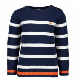 Lcee Baby Boys Knit Pullover Stripe