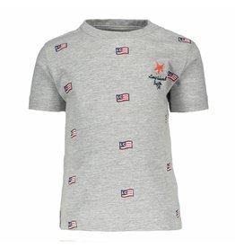 Lcee Baby Boys Shirt Ss Ao Print