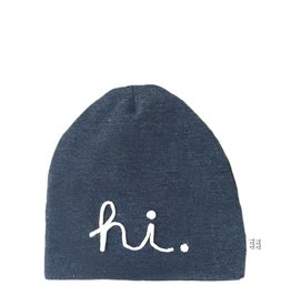 Aai Aai Beanie HI – Dark Denim