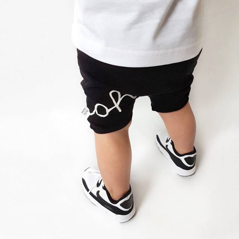 Aai Aai Short OH Black
