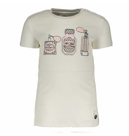 Le Chic Baby Girls Shirt Off-White Perfumes
