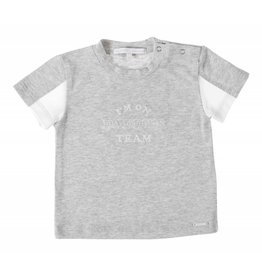 Gymp T-SHIRT EMBROIDERY DADDY'S TEA GSCHINE