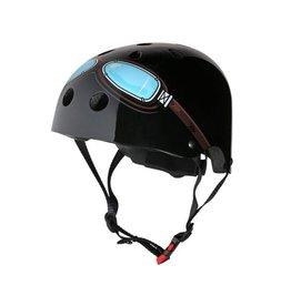 Kiddi Moto Helm Black Goggle