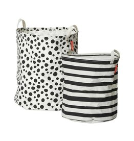 Done By Deer Soft Storage Basket 2pack