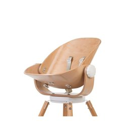 Childhome Evolu Newborn Seat Naturel/Wit