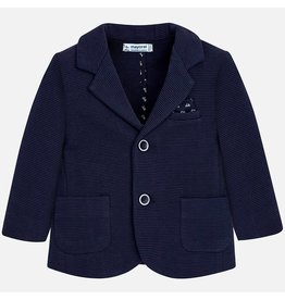 Mayoral Knit jacket Blue