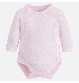 Mayoral L/s bodysuit Baby Rose