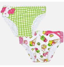 Mayoral 2 knickers set Pistachio